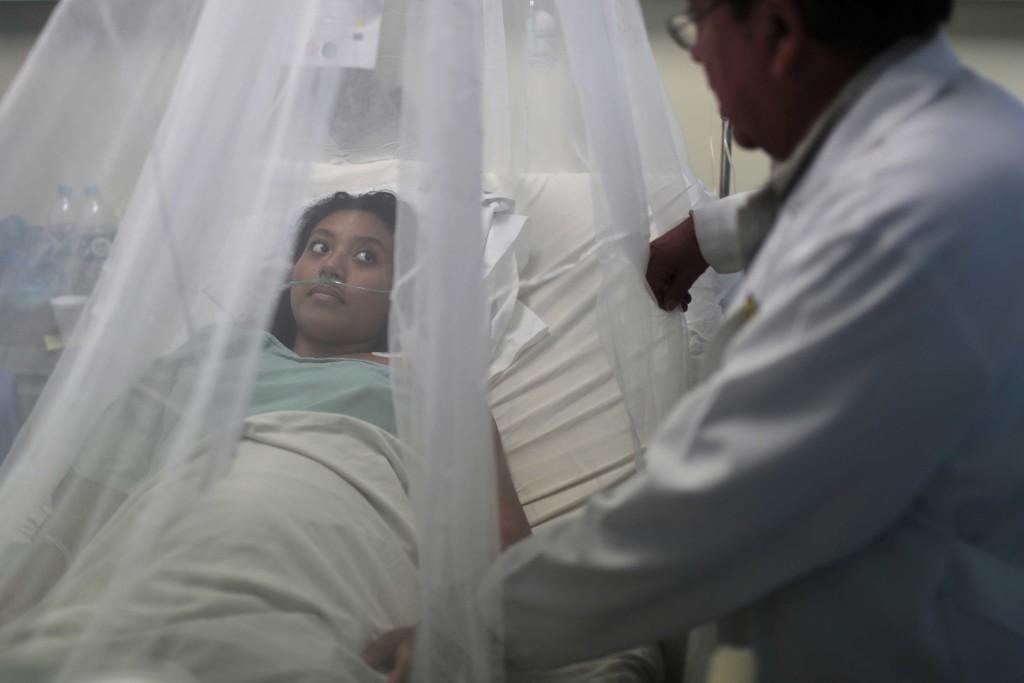 Una paciente infectada con Chikungunya permanece en un hospital de Acapulco