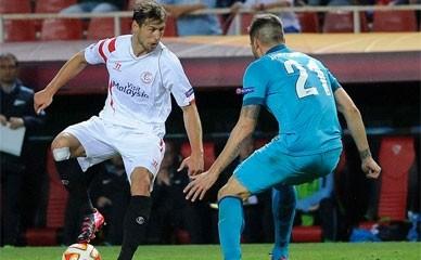 pSevilla FC 388x240 - Sevilla gana a Dnipro y logra cuarto título histórico en Europa League