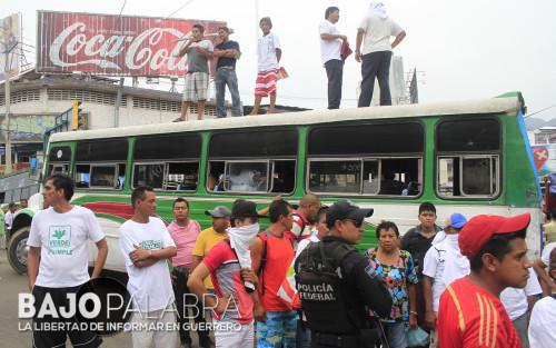 Claudio Vargas - Balacera en calle Vallarta, durante evento de Astudillo 4