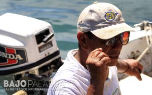 El Bary, rescatista de yates en Acapulco 1