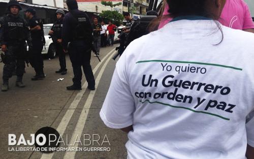 Javier Verdin - Balacera en calle Vallarta, durante evento de Astudillo 3