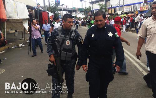 Javier Verdin - Balacera en calle Vallarta, durante evento de Astudillo 6
