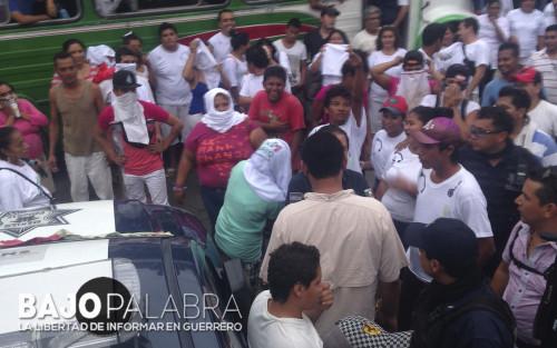 Javier Verdin - Balacera en calle Vallarta, durante evento de Astudillo 8