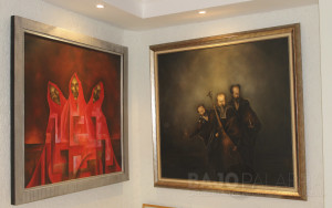 Raul Fombona - Pintor 1