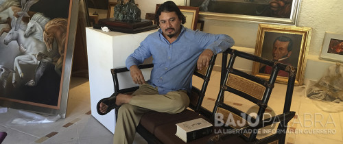 Raul Fombona - Pintor