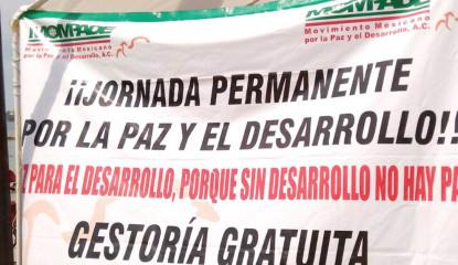 """Paz 415x240 - """"Una barbarie la que se vive en Acapulco""""; se manifiestan por la paz"""