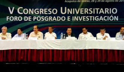 Rector de la UAgro 415x240 - Hay intereses políticos tras protestas de rechazados de la UAGro: rector