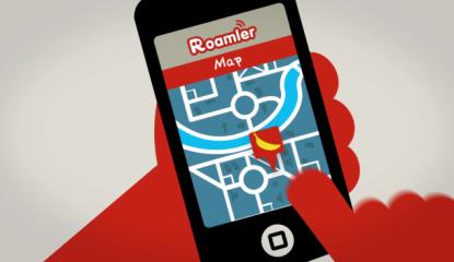 roamler app iphone earn money 415x240 - Una app que te paga por 'espiar' tiendas