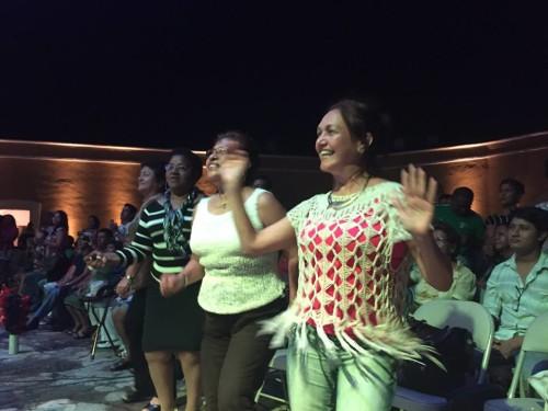 Baile Gente La Nao