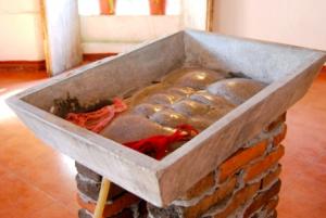 escultura lavadero