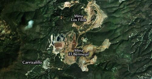 Carrizalillo y minas de Gold Corp