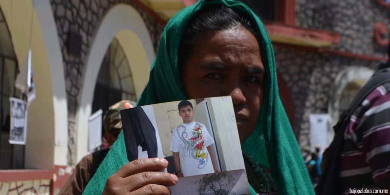 Desaparecidos de Chilapa