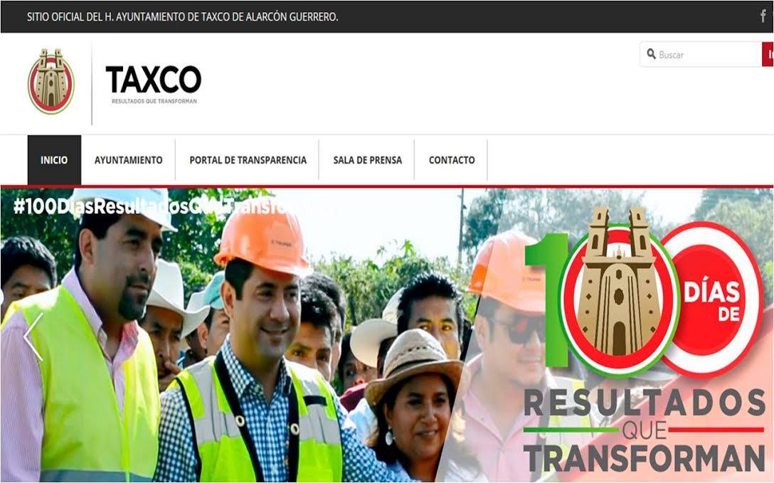 Gobierno de Taxco