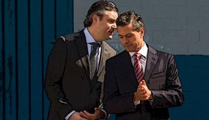 Nuño con Peña Nieto