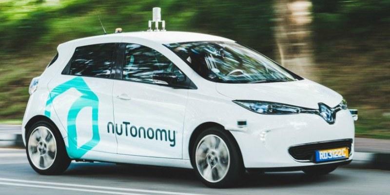 Prueban el primer taxi sin taxista del mundo