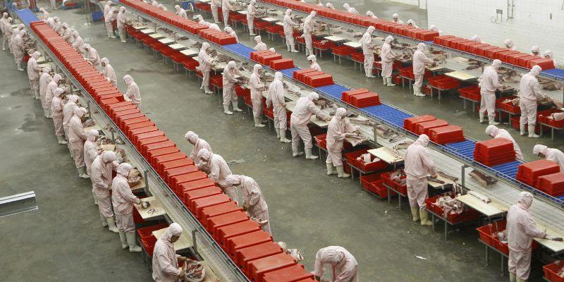 Inversión extranjera directa vuelve a crecer en agosto en China