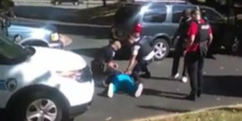 Policía difunde videos de la muerte del afroamericano en Charlotte
