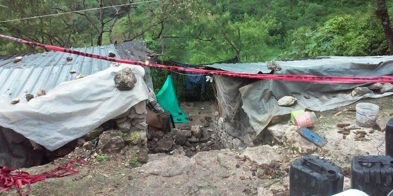 Colapso de vivienda en Guerrero deja cinco muertos
