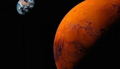 Marte tierra 800x400 415x240 - Sonda espacial hace maniobra de emergencia para evitar colisión