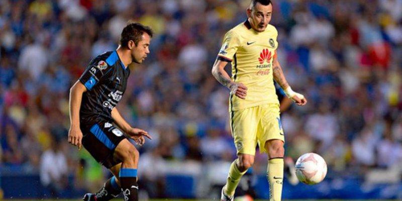 Querétaro y América reparten puntos con empate 1-1 en La Corregidora