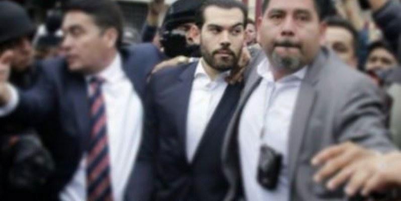 Guillermo Padrés sienta un precedente al entregarse: PAN