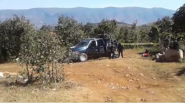 Encuentran siete cuerpos en fosas clandestinas en Guerrero