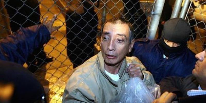 Mario Villanueva sale de prisión en EU; espera deportación