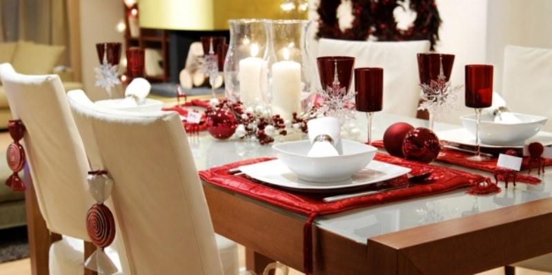 Ideas creativas para decorar tu mesa en navidad bajo palabra - Ideas creativas para decorar ...
