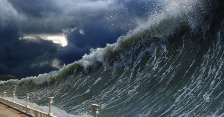 tsunami, alerta