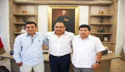 ACUERDAN EMPRESARIOS CON EL GOBERNADOR HÉCTOR ASTUDILLO NO ELEVAR