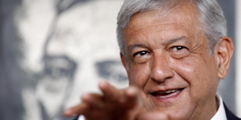 Andrés Manuel López Obrador-Morena