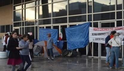 protesta en mexicali_Noticias