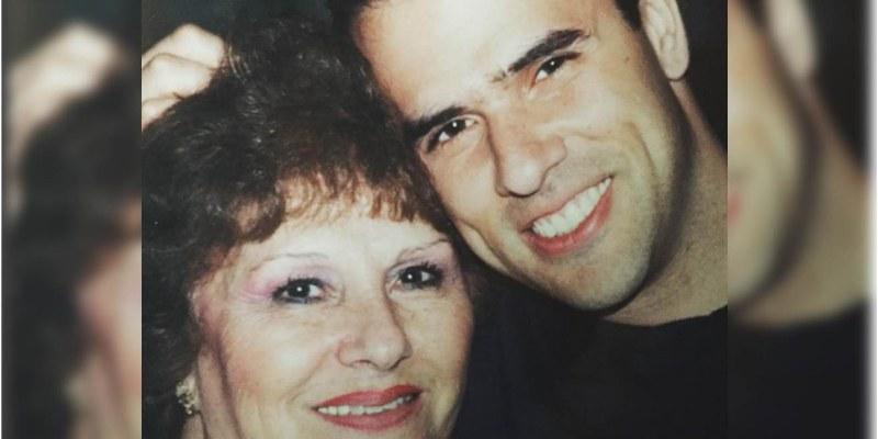 Fallece mamá de Marco Regil