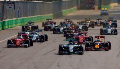 F1 415x240 - Sebastian Vettel gana la primera carrera de temporada Fórmula 1