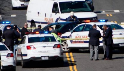 accidente estados unidos Noticias 415x240 - Arrestan a mujer causante de incidente cerca del Capitolio de E.U.