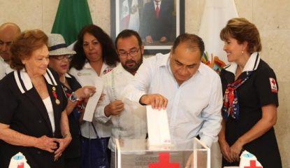 astudillo Noticias 3 415x240 - Llama Astudillo a apoyar colecta de la Cruz Roja