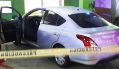 atentado contra periodista en baja california Noticias 415x240 - Atacan vivienda de periodista en BC; su escolta murió