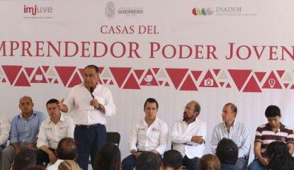 casa del emprendedor joven Astudillo 800x400 415x240 - Gobernador de Guerrero inaugura casa del emprendedor joven