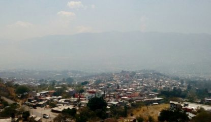chilpancingo humo 800x400 1 415x240 - Ningún municipio de Guerrero cumple con manejo de basura: Semaren