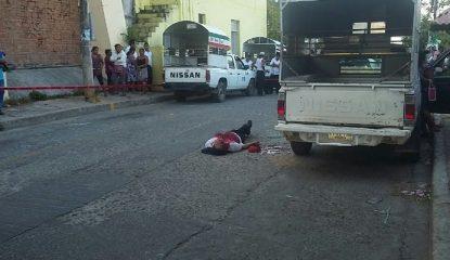 choferes en tecoanapa Noticias 415x240 - Asesinan a dos chóferes en Tecoanapa, Guerrero