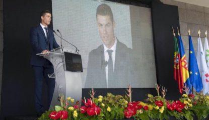 cristiano ronaldo Noticias 415x240 - Cristiano Ronaldo ¡tiene aerpuerto con su nombre!