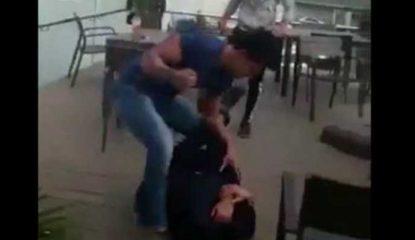 golpean 800x399 415x240 - Procuraduría CDMX publica video de agresión a golpes