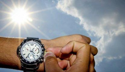 horario de verano Noticias 415x240 - Este domingo inicia el horario de verano