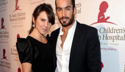 kate y aaron Noticias 415x240 - Eric del Castillo aclara intromisión en boda de Kate y Aarón Díaz