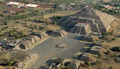 teotihuacan 415x240 - Obsidiana, la piedra de herencia prehispánica en Teotihuacán