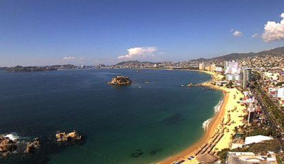 turismo 415x240 - Turismo en Acapulco crece 25%  pese a violencia