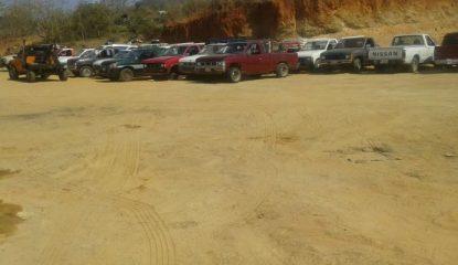 vehiculos robados Noticias 415x240 - Decomisan 29 vehículos, droga y una embarcación en Coahuayutla, Guerrero