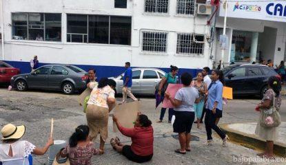 Capama Protesta Acapulco 800x400 415x240 - Dice CAPAMA que es mentira, pero en Acapulco falta agua