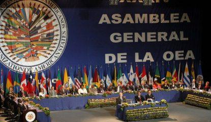 OEA 800x400 415x240 - Venezuela amaga con dejar la OEA; debe pagar 8.7 mdd