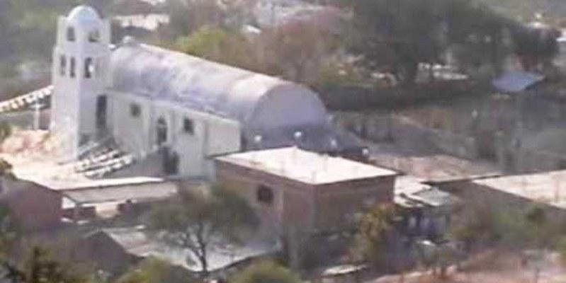 Iglesia de Tulimán